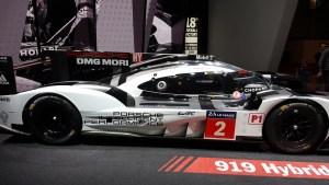 Porsche 919 Hybrid @ Mondial de l'auto Paris