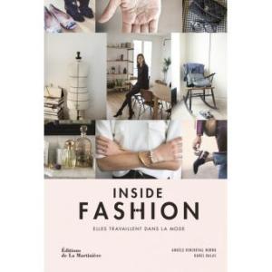 Inside Fashion Editions de La Martinière