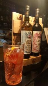 Martini Riserva Speciale @ Les Amis de Messina