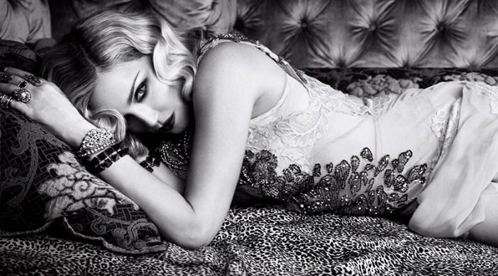Madonna - Harper's Bazaar