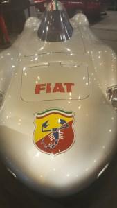 Rétromobile 2017 - Fiat