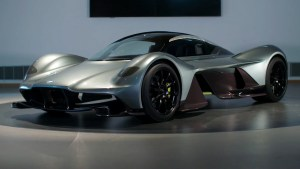 Concept Car 2017 - Aston Martin AM RB001