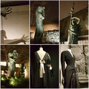 Exposition Balenciaga @ Musée Bourdelle