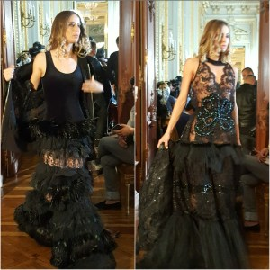 Eva Minge Fashion Show - Shangri La
