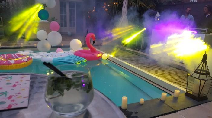 Pool Party by SnapEvent @ Villa Saint-Cloud