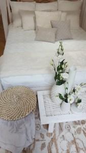 Carré Blanc - linge de lit haut de gamme