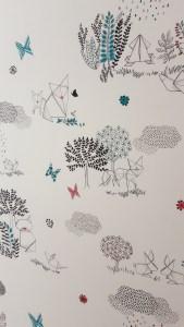 Carré Blanc - linge de lit haut de gamme - collection Louise
