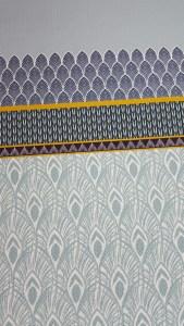 Carré Blanc - linge de lit haut de gamme - collection Augusta