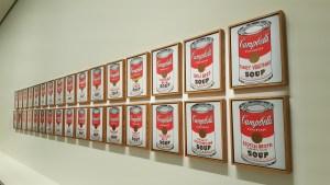 Fondation Louis Vuitton - MoMA exposition