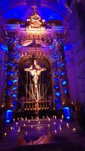 La Nuit aux Invalides 2018 - le Dôme, le tombeau de Napoléon