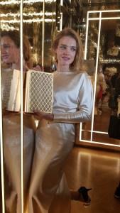 les 190 ans de Guerlain - Natalia Vodianova