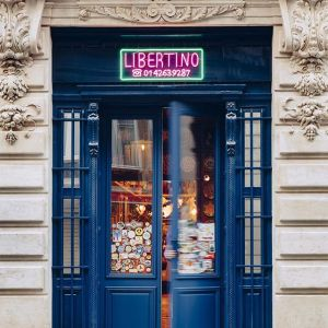 Libertino Paris, restaurant italien, Big Mamma Group