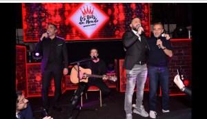 Gala de Charité Les Rois du Monde Salle Wagram