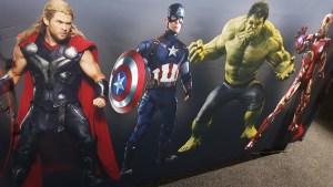 Avengers - Paris La Défense