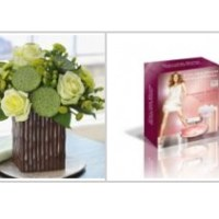 perfume and FLOWERS FOR MOM under $50