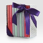 VOSGES-HAUT-chocolat-holiday-mini-candy-bar-library-in-HOME-for-the-holidays-on-fashion-daily-mag