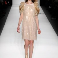 fresh FACES at NEW YORK fashion week for FALL|WINTER 2011