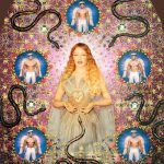 GAULTIER-by-Pierre-et-Gilles-La-Vierge-Kylie-Minogue-photo-Courtesy-Galerie-me-de-Noirmont-Paris-at-MMFA-on-FDM