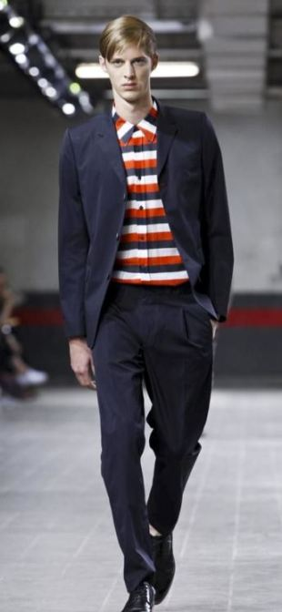 fdm LOVES sel DRIES van NOTEN SS12 runway Paris photo NowFashion