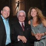 roberto-CAPUCCI-with-BRIGITTE-SEGURA-and-jimmy-contreras-at-PHILA-museum-awards-for-ART-INTO-FASHION-exhibit-on-FashionDailyMag