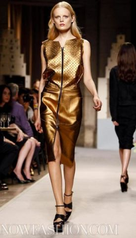 LOEWE SPRING 2012 fashiondailymag sel 11 ph regis colin berthelier nowfashion