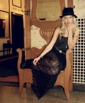 LE PETIT petit maxi skirt FashionDailyMag loves 2