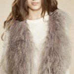 UGG MARIN silvery vest FUZZY and cool FDMLOVES