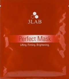 3 LAB perfect mask skincare on FashionDailyMag beauty for a face lift