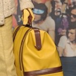 yellow bag trussardi FashionDailyMag