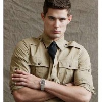 TODD SNYDER menswear for spring 012