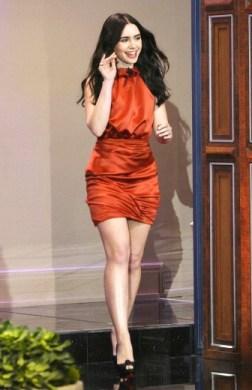 3386_LilyCollins wearing camilla&Marc_MaggieMayDress2 FashionDailyMag