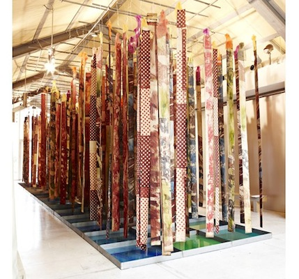 silver tank STONE ISLAND milan design week 2012 FashionDailyMag sel 81