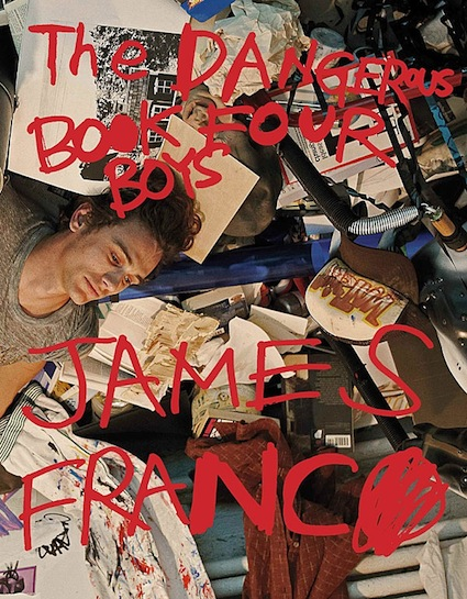 JAMES FRANCO book 4 BOYS at PS1 on FashionDailyMag