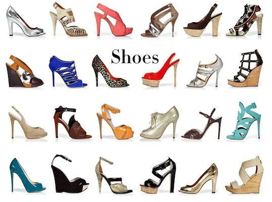 SUMMER SHOE HAPPY at StyleBop   walk the heels of summer on FDMLOVES