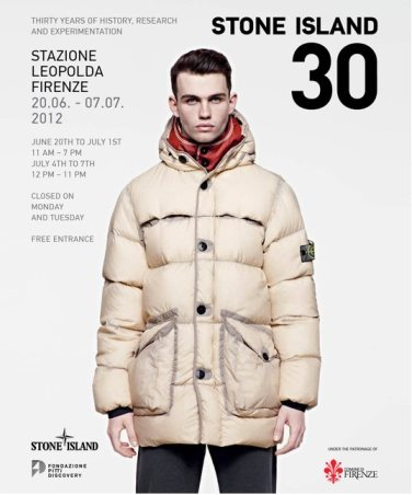 STONE ISLAND 30th anniversary FALL 2012 SEL 2 FASHIONDAILYMAG LOVES