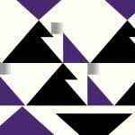 BON MARCHE geo pattern FashionDailyMag