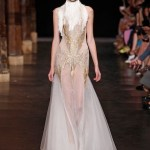 Basil Soda Fall 2012 Haute Couture fashiondailymag selects Look 15
