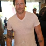 John Varvatos Event 2012 Dean McDermott FashionDailyMag Selects