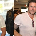 patrick dempsey with dean mcdermott | JOHN VARVATOS