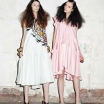 CYNTHIA ROWLEY spring 2013 FashionDailyMag sel 2 girls copy