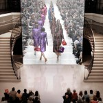 Live show from Burberry Regent Street London