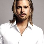 BRAD PITT chanel No5 | mario sorrenti fdmloves