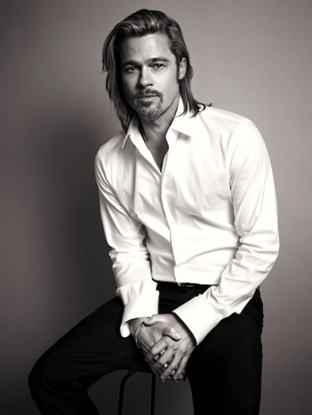 BRAD PITT for CHANEL No5 campaign mario sorrenti on FashionDailyMag copy