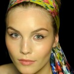 DOLCE GABBANA spring 2013 backstage beauty FashionDailyMag sel 4