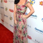 Katy Perry Wears Sorelina Jewels at the Dream Foundation | FASHIONDAILYMAG