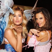 a BEAUTIFUL peek at VS angels