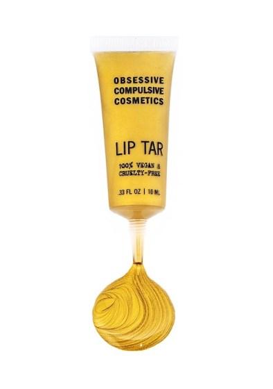 Triptych Metallic Lip Tar Obsessive Compulsive Cosmetics fashiondailymag
