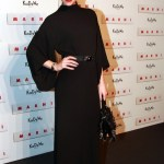 Susan Hoecke at Marni Fragrance Launch