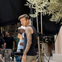 David Beckham in new HM campaign by Guy Ritchie
