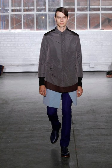 FW13 DUCKIE BROWN NEW YORK 02/06/2013